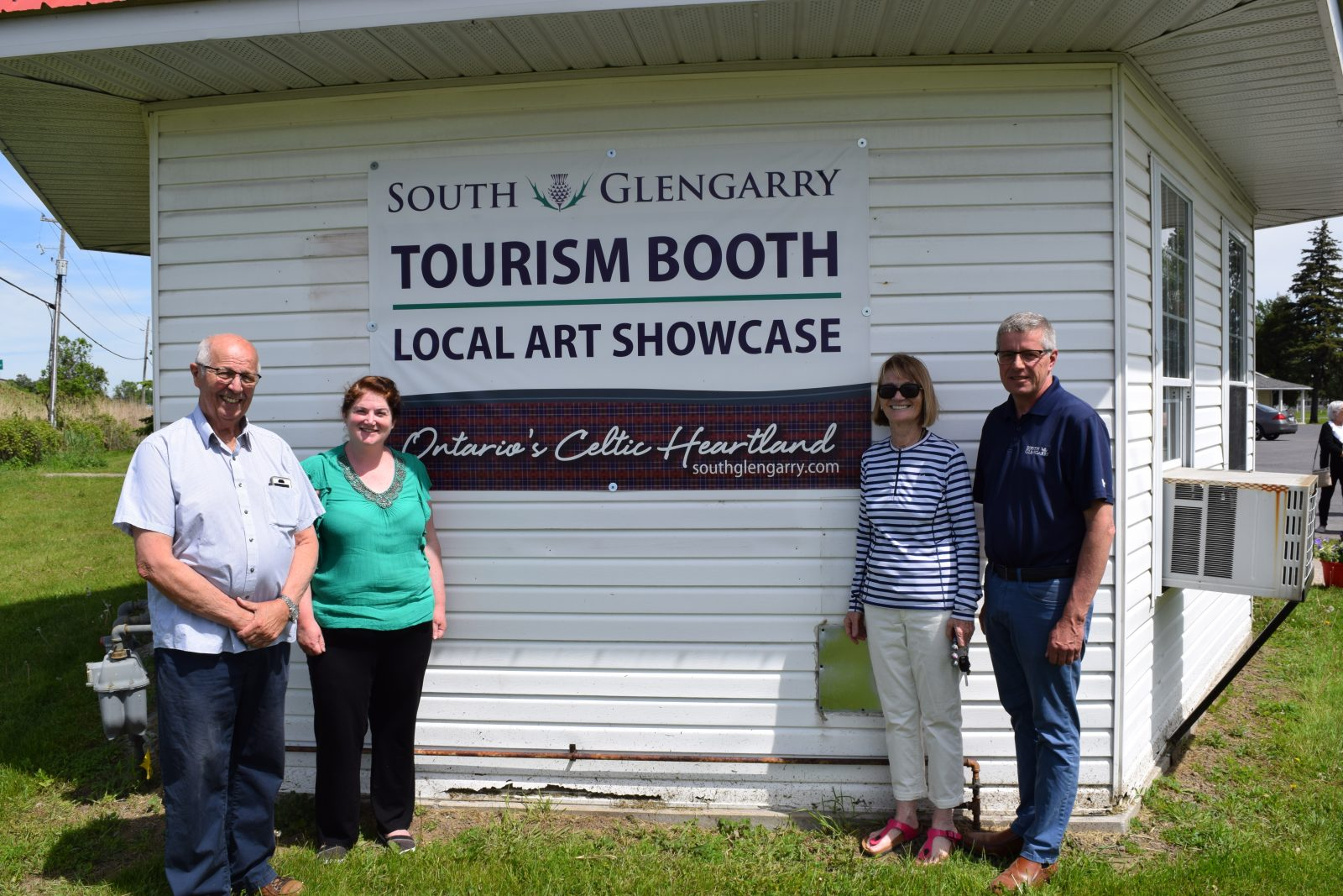New art & info centre opens in South Glengarry
