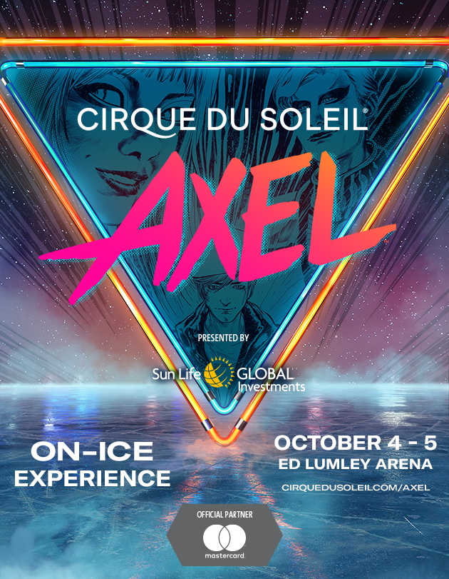 Cirque du Soleil adds third show in Cornwall
