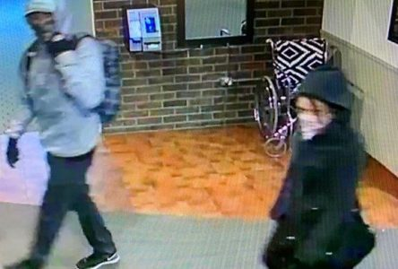 CPS searching for two in apartment complex break-in