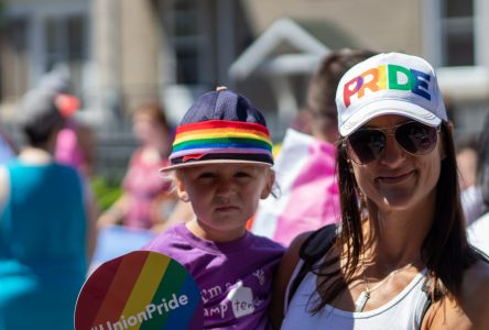 SLIDESHOW: Plenty to be proud of at Cornwall Pride Parade and Festival