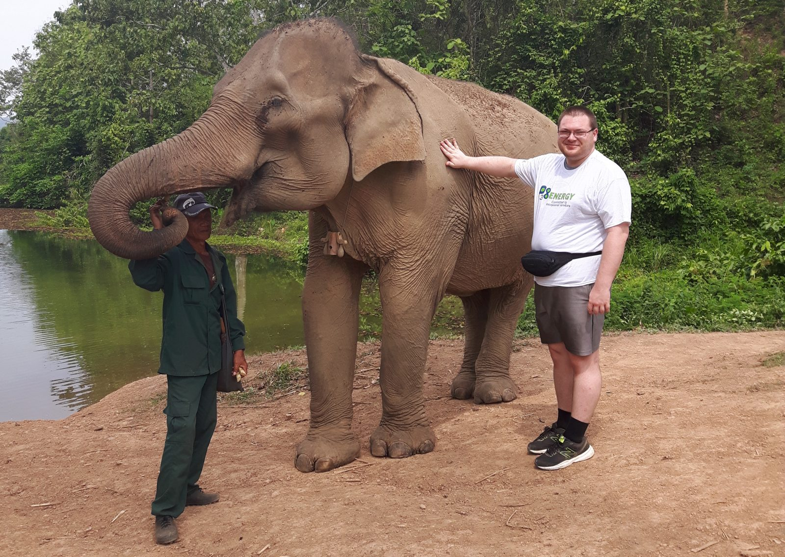 Local autistic man takes solo trip of a lifetime to Laos