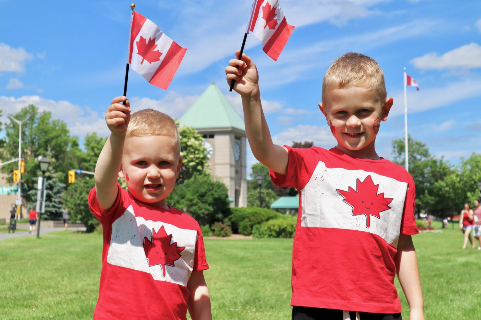 Canada Day in Cornwall