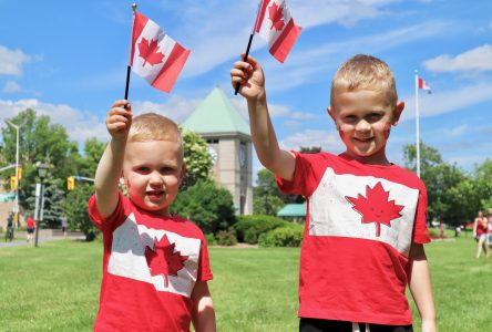 SLIDESHOW: Canada Day in Cornwall and SD&G