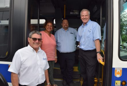 Cornwall Transit receives injection of funds