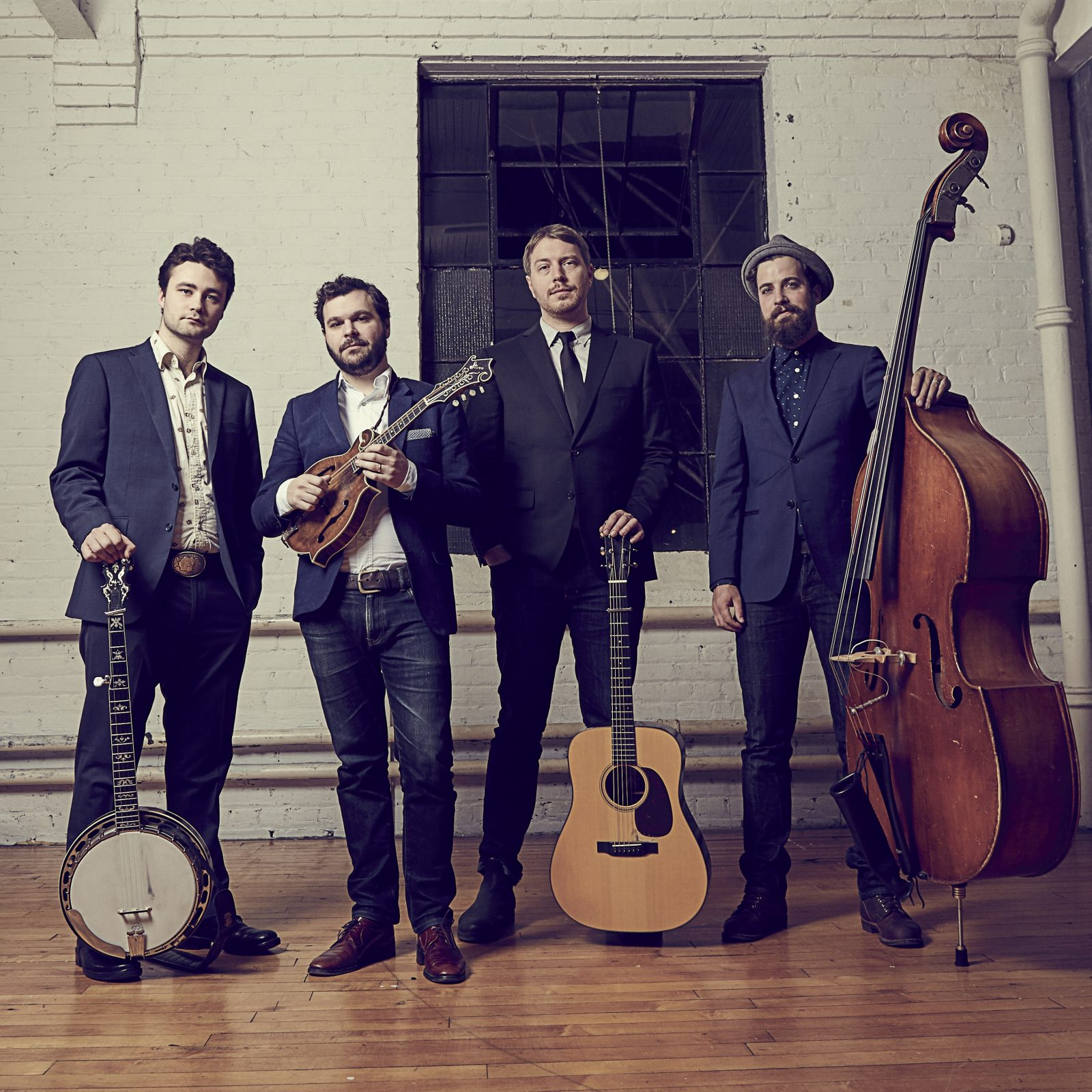 Slocan Ramblers bring bluegrass vibes to Aultsville Theatre