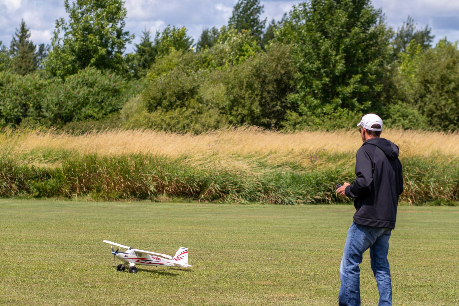 Cornwall Aeromodellers host Fun Fly