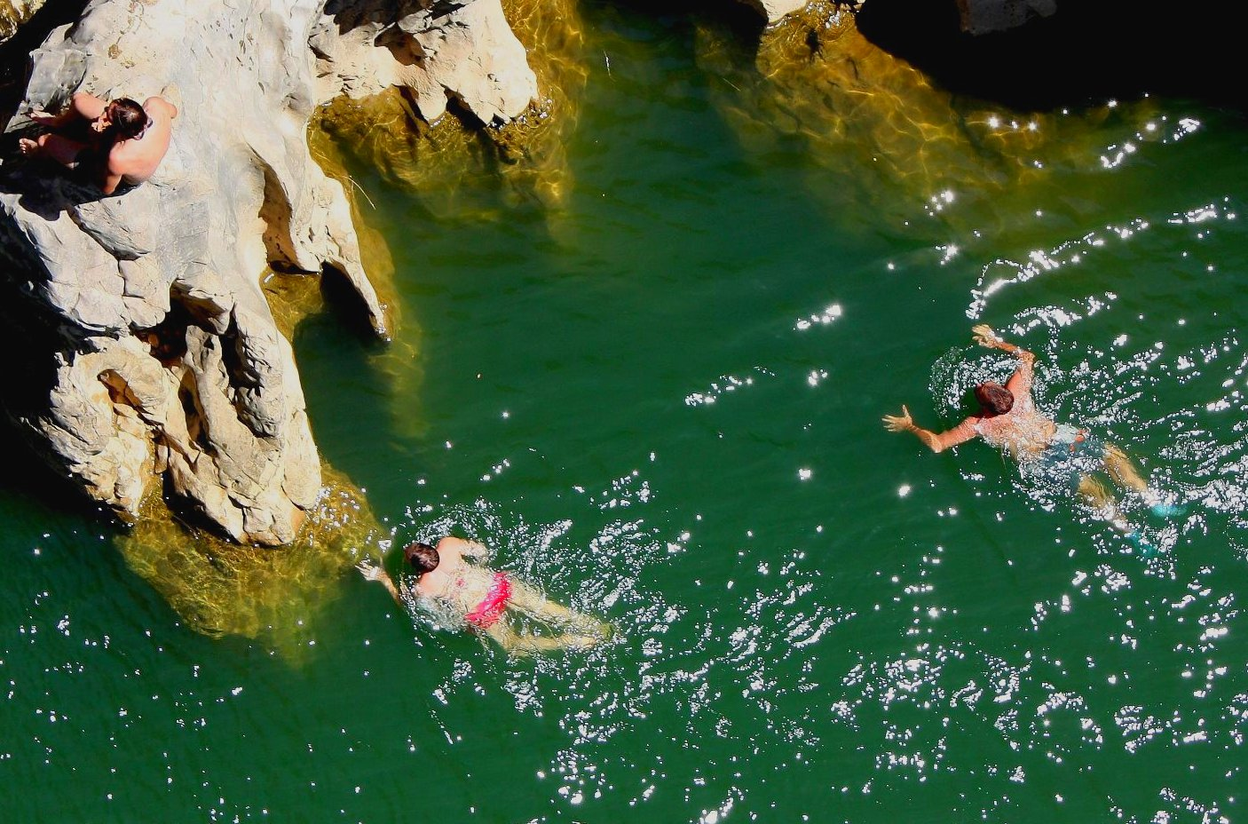 Mac's Musings: Death of a popular swimming hole