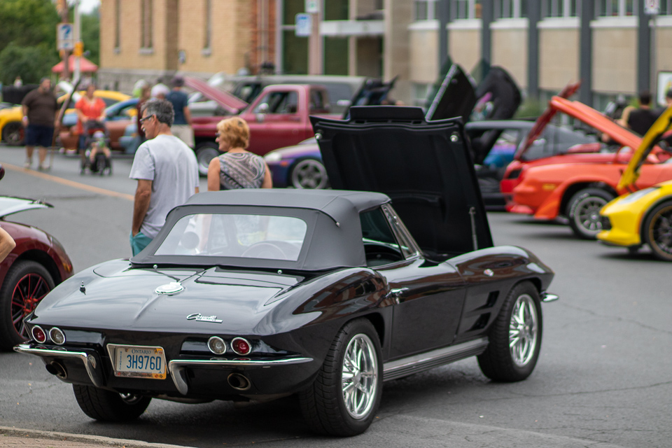 WEEKEND EVENT: Cars & Coffee Show