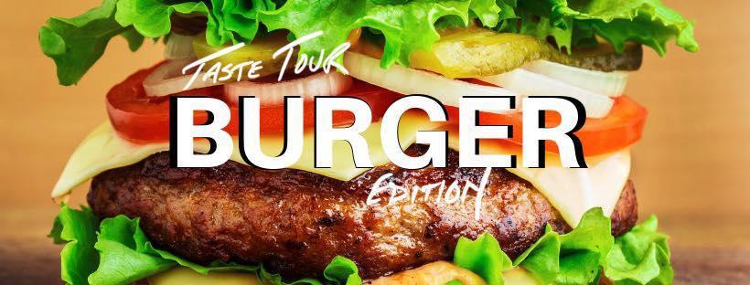 Line-Up for Taste Tour Burger Edition