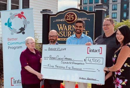 Intact, Warner Insurance support mental health in Cornwall