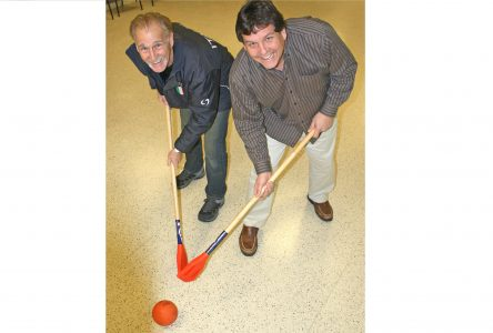 Cornwall to host 2020 Juvenile National Broomball Championship