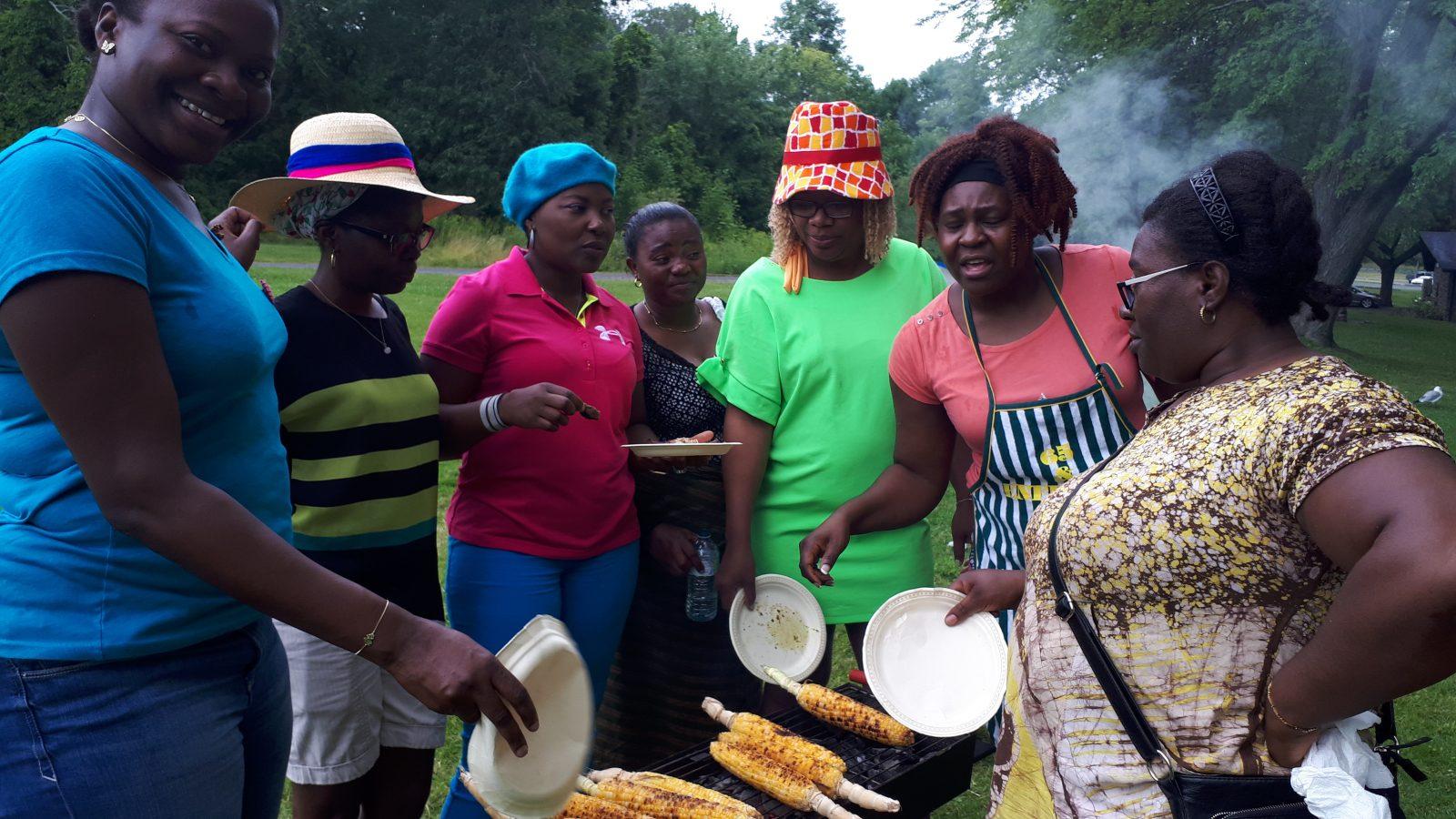 BBQ annuel de l'Association des Africains, Caribéens et internationale de l'Est de l'Ontario