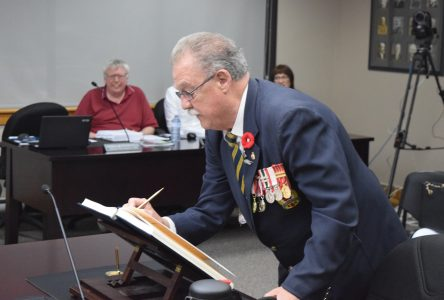 Terry Birch charged with Unlawful use of Military Uniforms