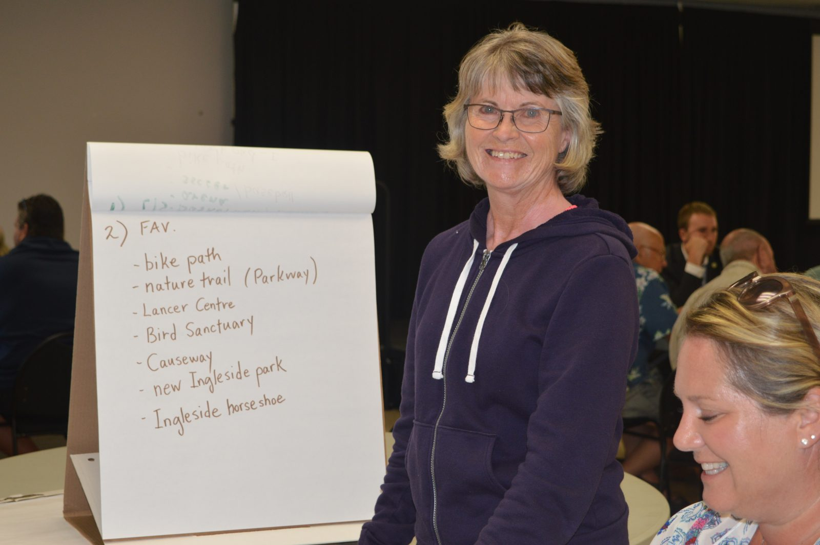 Residents discuss Recreation, Waterfront Plan in South Stormont