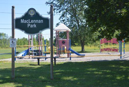 Rosedale Terrace park to get pavilion