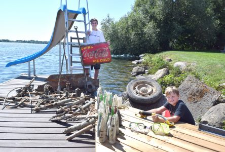 Helping clean our waters