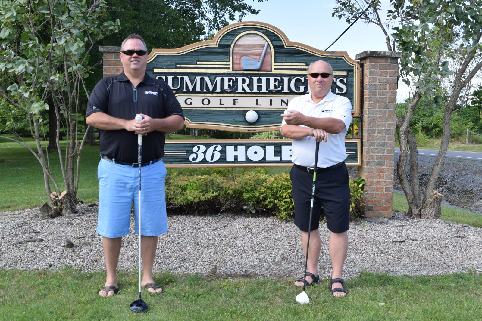 Team Cornwall Golf will tee off on Sept. 10