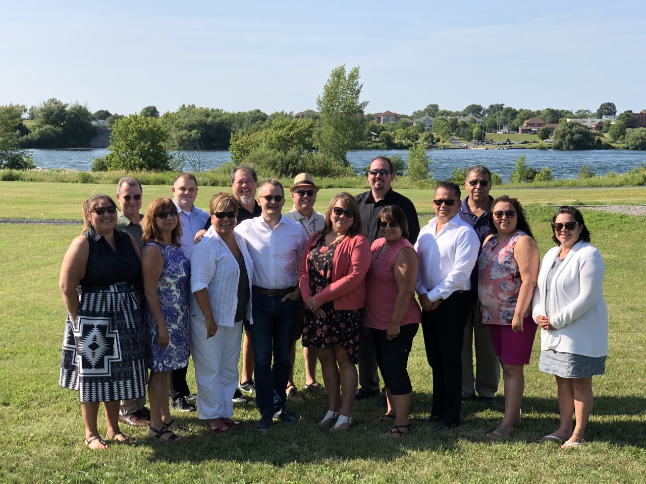 Federal Indigenous Minister visits Akwesasne
