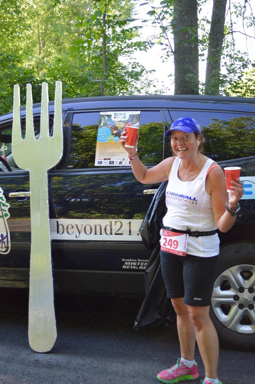 Beyond 21 runs the race