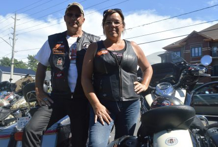 Kickstands up for 2nd annual Hospice fundraiser