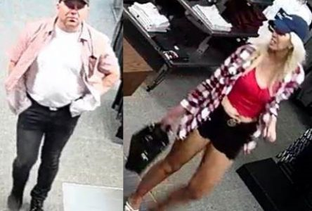 CPS requests assistance in identifying theft suspects