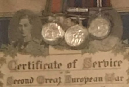 CPS investigating theft of war medals