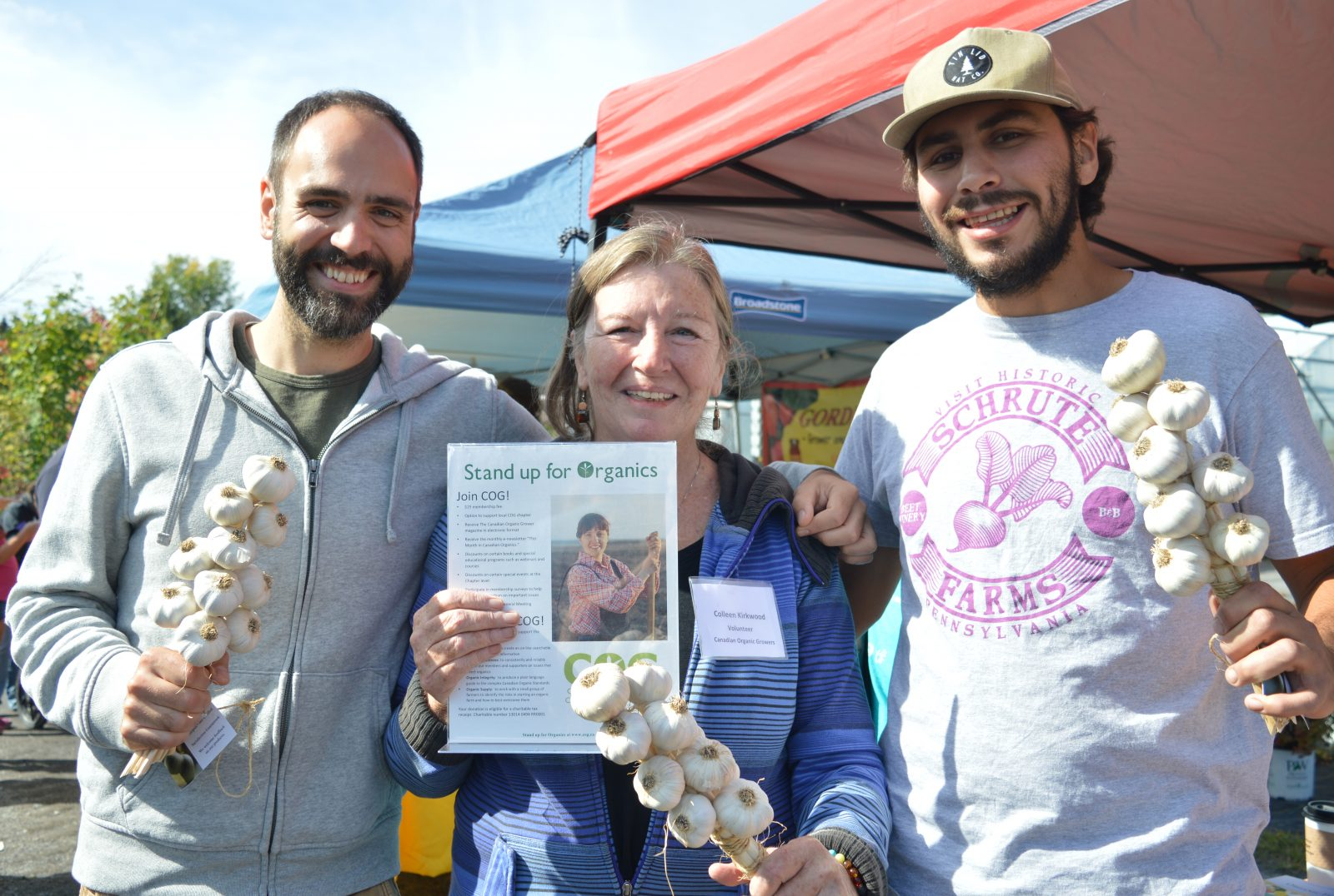 Garlic Festival showcases local goods