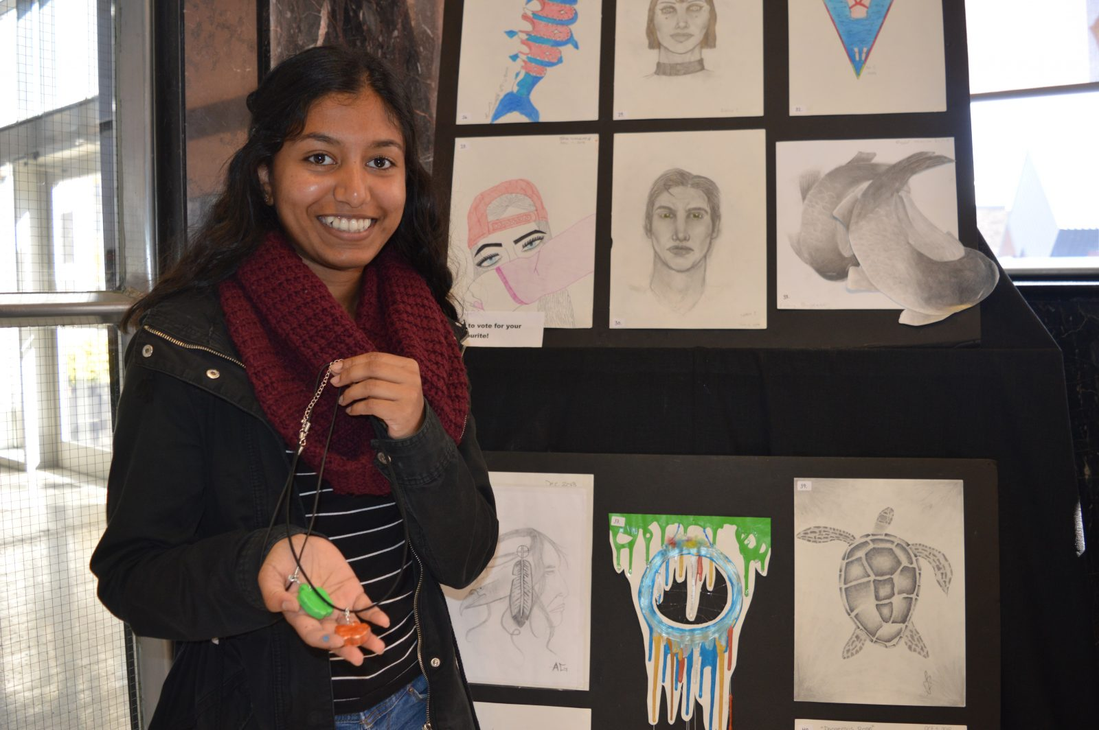 Apples & Art sees province-wide attendance