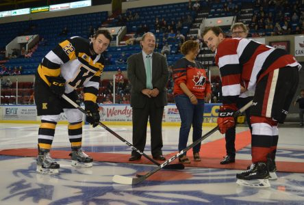Kingston Frontenacs victorious at Civic Complex