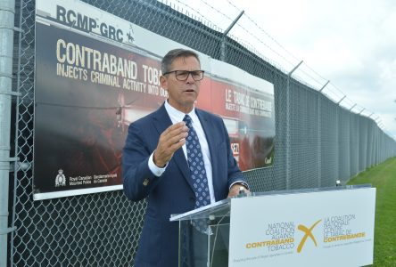 Cornwall considered 'gateway' for Canadian contraband tobacco