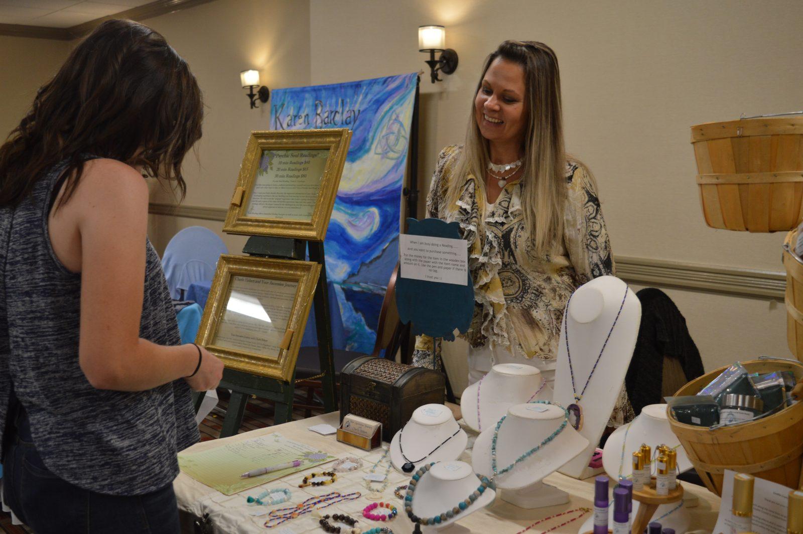 Psychic Fair hosts mediums from across North America
