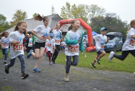 Stephanie Grady memorial run sees Army of Blue supporters