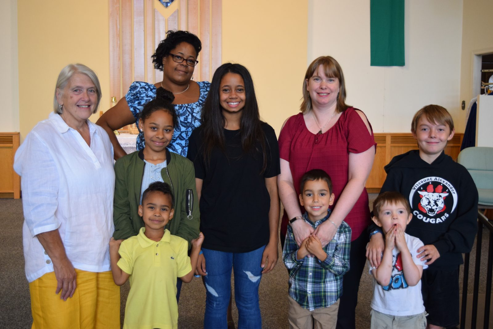 Knox St. Paul's celebrates 10 years