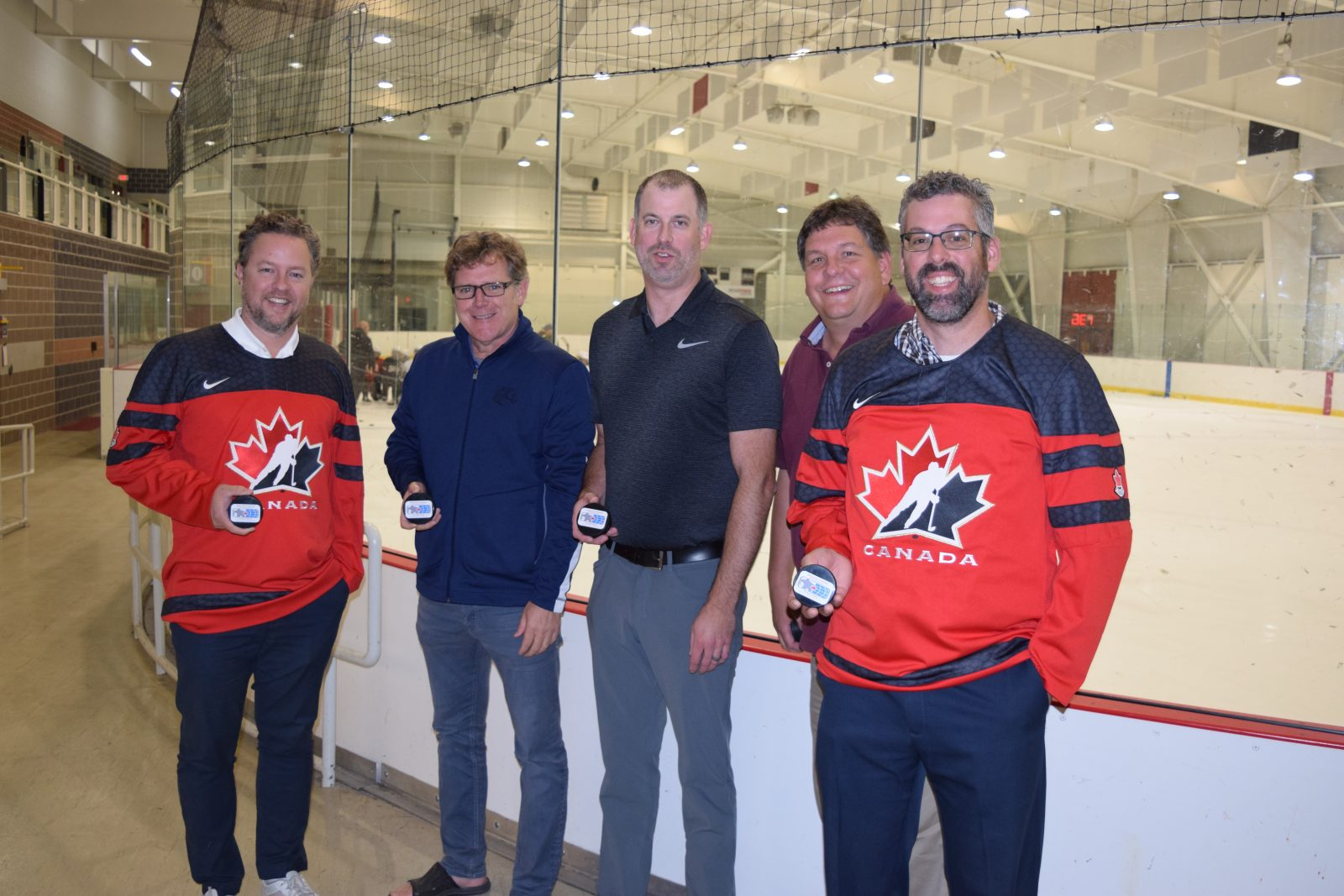 World Junior A hockey Challenge coming to Cornwall in 2020