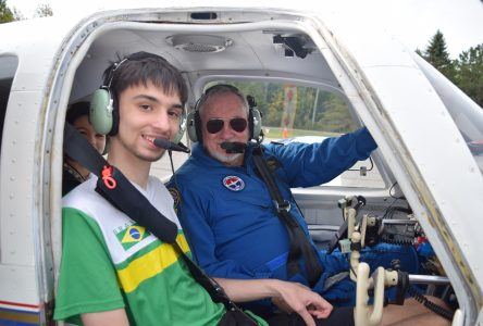 COPA sends kids flying