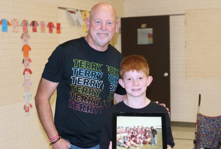 Fred Fox honours UCDSB student