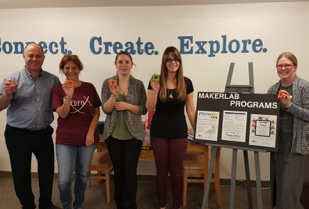 SDG Library MakerLab offers new technology programs