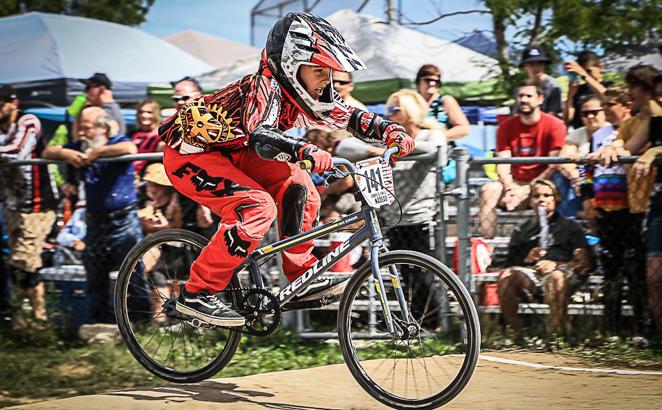 Local BMX members win at Provincial Championship Final
