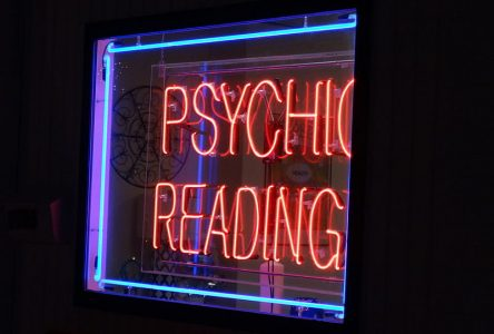 WEEKEND EVENT: Psychic Fair
