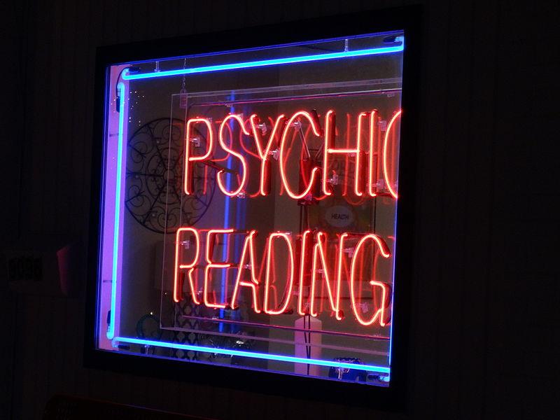 WEEKEND EVENT: Psychic Fair