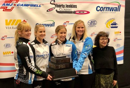 Shorty Jenkins Classic breaks local bonspiel record