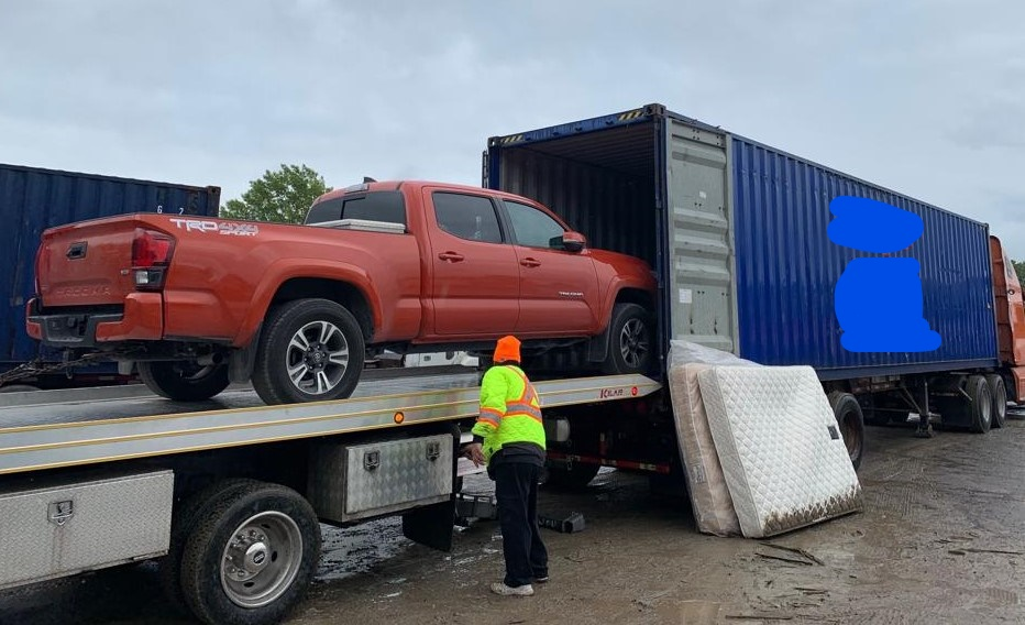 OPP recover six stolen vehicles in SD&G