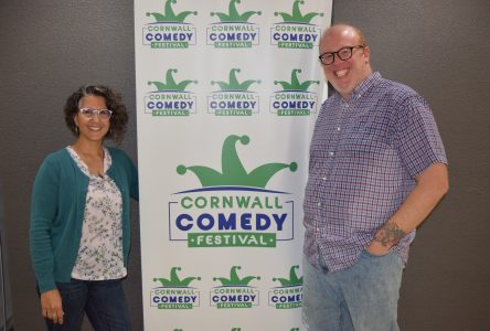 Get some laughs at Cornwall Comedy Fest