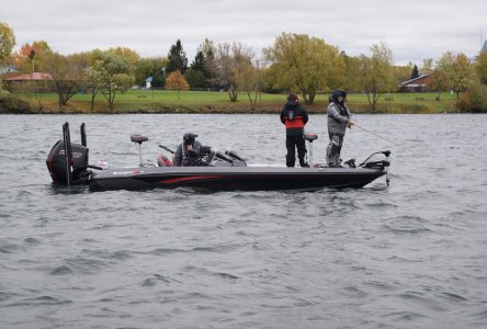 International bass tournament underway in Cornwall