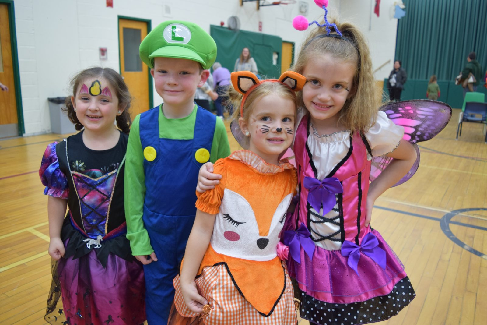 Zombies have a spooky party at Bishop MacDonell