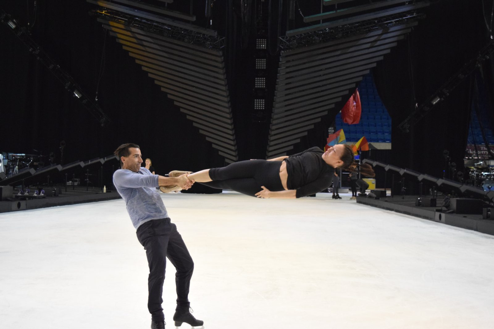 BEHIND THE SCENES: Cirque du Soleil at the Civic Complex