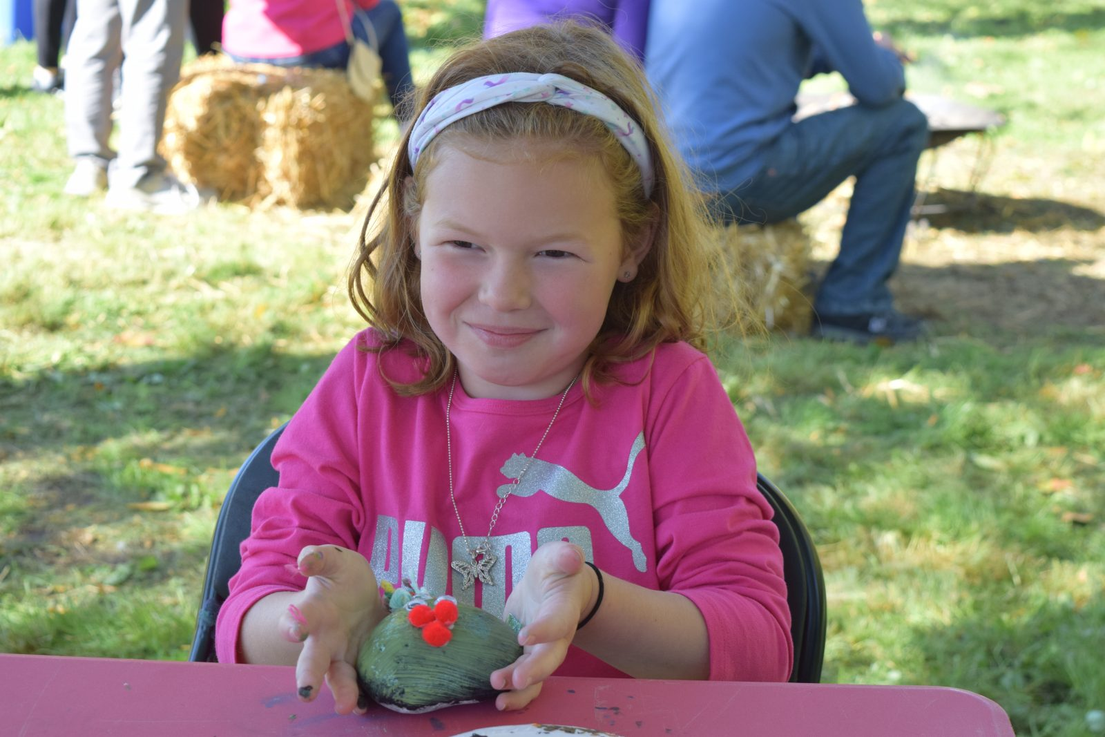 Cornerstone Organics hosts Fall Festival