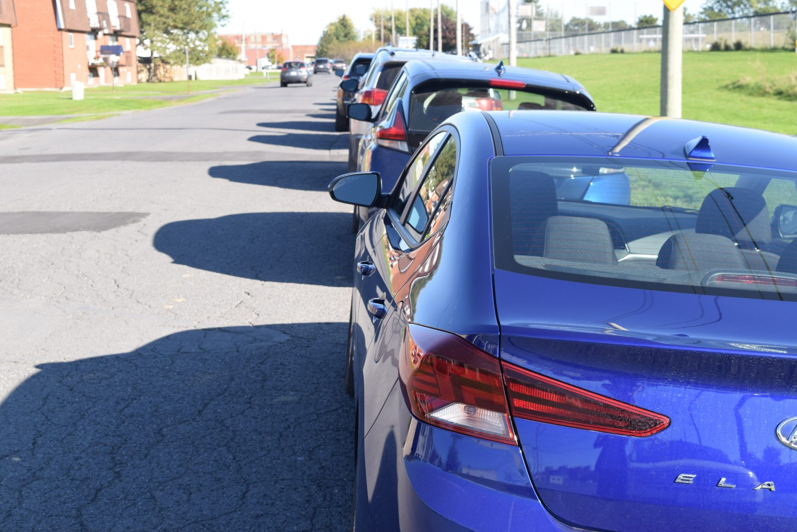 On-street parking rules change