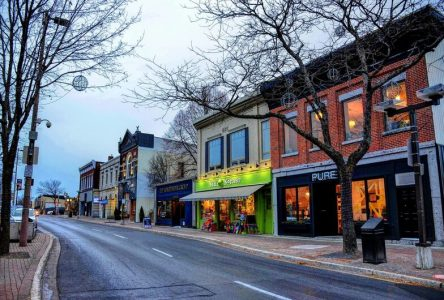 Downtown Cornwall is the place to be on Wednesday, Nov. 6th