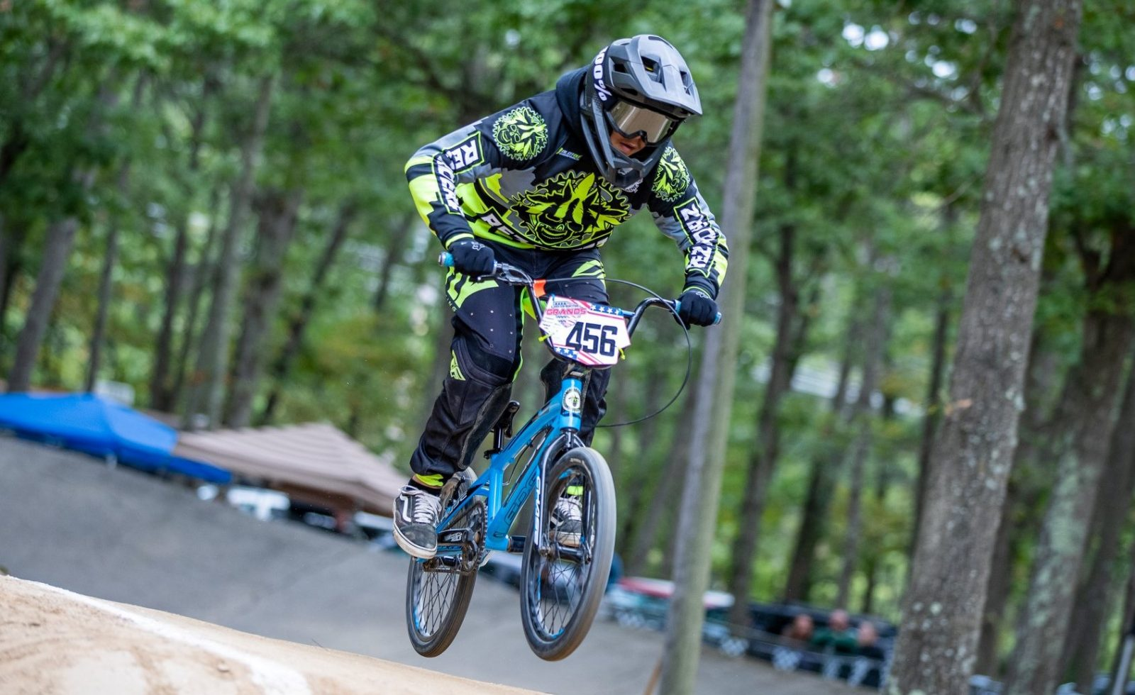 Cornwall BMX Club competes for Gold Cup